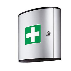 Armoire à pharmacie Durable aluminium Design petit modèle