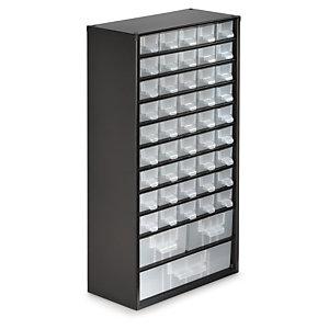 Armoire à tiroirs à caisson métallique