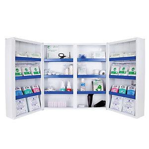 Armoires à pharmacie Esculape 2 portes