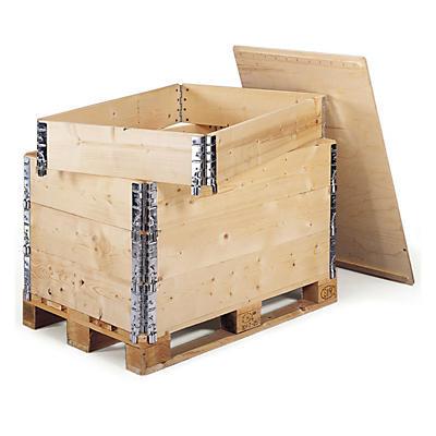 Aros o cercos de madera plegables