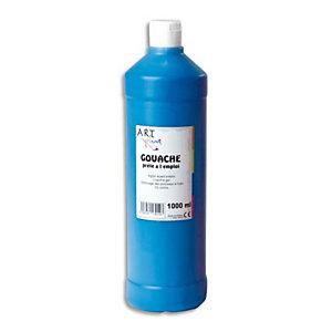 ART PLUS Gouache prête à l'emploi 1 litre Bleu primaire
