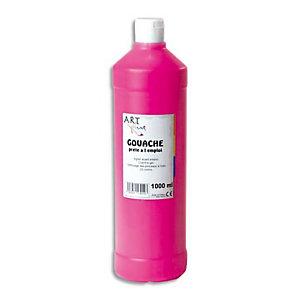 ART PLUS Gouache prête à l'emploi 1 litre rouge primaire