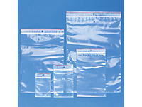 Assortiment de 1000 sachets plastique zip 60 microns RAJAGRIP Super