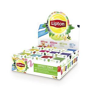 Assortiment de thés et infusions Feel Good LIPTON