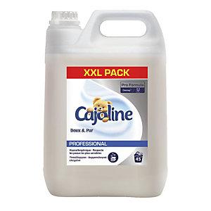 Assouplissant Cajoline Hypoallergènique 5 L