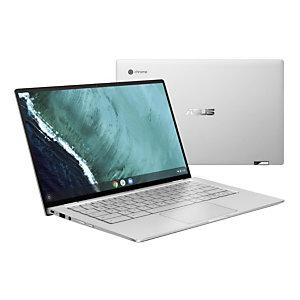 """ASUS Chromebook Flip C434TA-AI0032S, Intel® Core™ M, 1,1 GHz, 35,6 cm (14""""), 1920 x 1080 pixels, 8 Go, 32 Go 90NX0231-M00340"""
