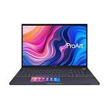 """Asustek ASUS ProArt StudioBook Pro X W730G2T-H8007R, 9na generación de procesadores Intel® Core""""! i7, 2,6 GHz, 43,2 cm (17""""), 1920 x 1200 Pixeles, 32 GB, 1000 GB 90NB0PU1-M00660"""