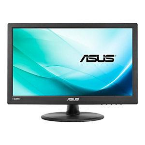 "Asustek ASUS VT168H, 39,6 cm (15.6""), 200 cd / m², 1366 x 768 Pixeles, 16:9, 0,252 x 0,252 mm, 90° 90LM02G1-B02170"