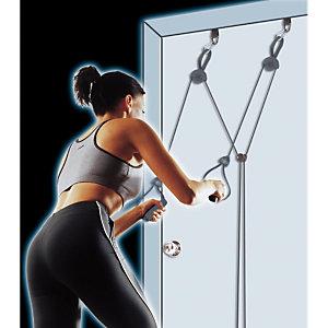 Attrezzo multifunzione a resistenza elastica Door Gym