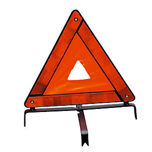 Auto veiligheid kit (gevarendriehoek + veiligheidsgilet + overlevingsdeken)