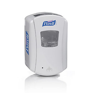 Automatische verdeler Purell van hydroalcoholische gel