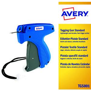 Avery Pistola sparafili, Blu/Nero