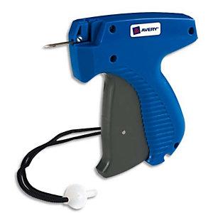 AVERY Pistolet textile standard. Coloris Bleu / Gris.