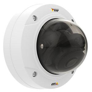 Axis P3225-LV Mk II, Caméra de sécurité IP, Intérieure, Avec fil, Chinois simplifié, Chinois traditionnel, Allemand, Anglais, Espagnol, Français, Italien,..., Dôme, Blanc 0954-001