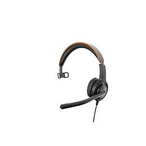 Axtel Voice 40 Mono NC QD - Casque filaire - Noir
