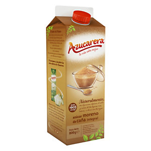 Azucarera® Azúcar moreno, 800 gr