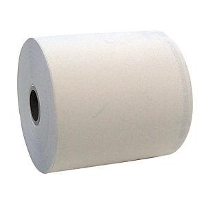 Sa.Ba.cart Rotoli POS carta chimica 2 copie - dimensioni 57 mm x 20 m x 12 mm diametro interno (confezione 10 pezzi)