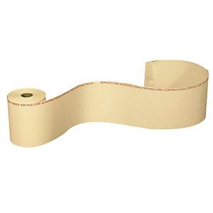Sa.Ba.cart Rotoli termici per POS NVCSF - Dimensioni 57 mm x 20 m x 12 mm diametro interno (confezione 10 pezzi)