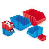 Bac à bec plastique économique couleur