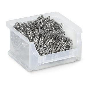 Bac à bec plastique résistant transparent RAJA