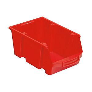 Bac bec rouge 10L