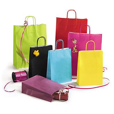 Bæreposer i kraftpapir - Uno