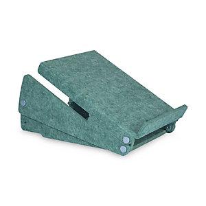 Bakker Elkhuizen Ergo-Top 320 Circular - Support réglable écologique pour ordinateur portable - Vert