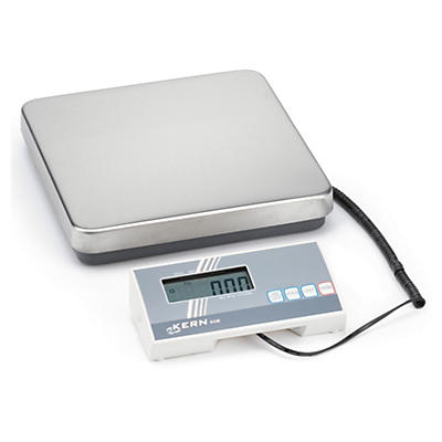 Balança industrial com prato de pesagem standard