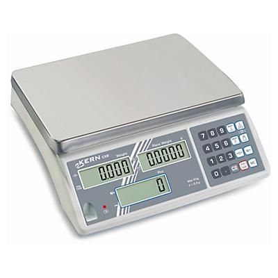 Balance compacte multifonction usage réglementé 15 à 30 kg