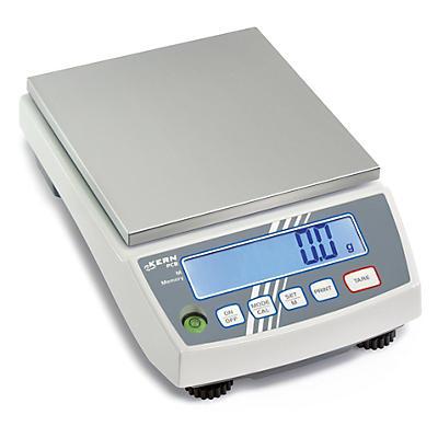 Balance de précision peseuse et compteuse portée 6 kg