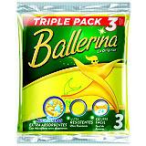 Ballerina La Original Bayeta multiusos, 35,5 x 36,5 cm, amarilla