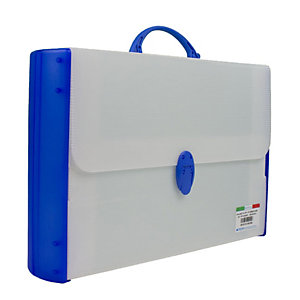 BALMAR 2000 Valigetta polionda 254/R - 28x38cm - dorso 8cm rigido - Balmar 2000