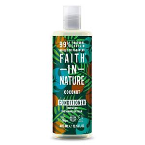 Balsamo Idratante Cocco Faith in Nature, Flacone 400 ml