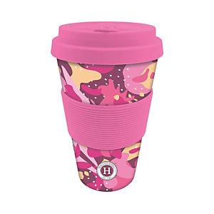 Bamboo Mug Himalaya, 400 ml, Rosa