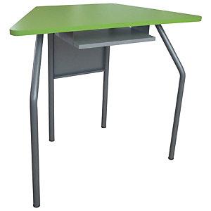 Banco per ambienti creativi, 87,6 x 43,5 x 64 cm, Verde