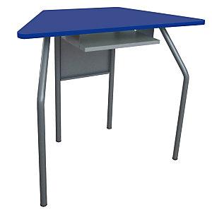 Banco per ambienti creativi, 87,6 x 43,5 x 76 cm, Blu
