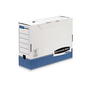Bankers Box boîte archives automatique - Dos 15 cm