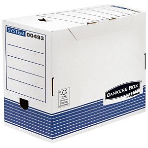 Bankers Box Boîte archives automatique FSC - Dos 20 cm