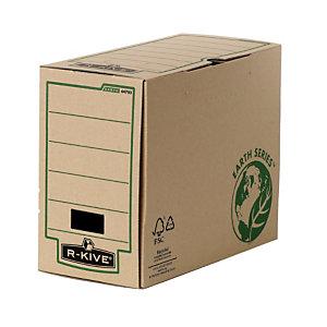 Bankers Box Scatola archivio Banker Box Earth, Cartone, Avana, 254 mm x 319 mm x 153 mm (confezione 20 pezzi)