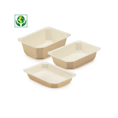 Barquette carton scellable Food K®