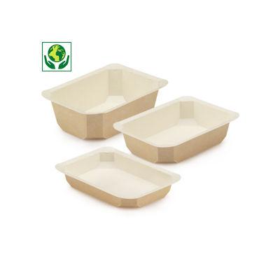 Barquette carton scellable Food K®