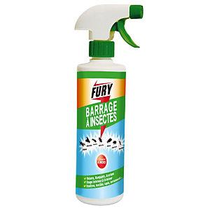 Barrage tous insectes Fury, vaporisateur 500 ml