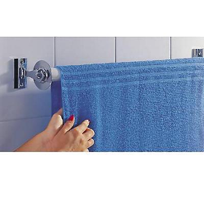Barre porte rouleaux essuie-mains