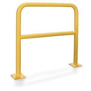 Barrières de sécurité acier