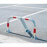 Barrière de parking 3 pieds à clé pompier