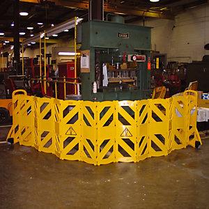 Barrière de sécurité mobile 4 m