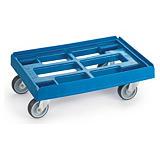 Base con ruedas para caja norma Europa