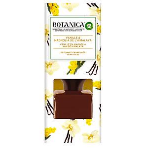 Bâtonnets parfumés Botanica by Air Wick Vanille et Magnolia 80 ml