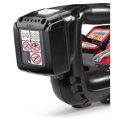 Batterie pour appareil de cerclage économique
