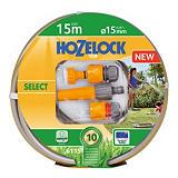 Batterie tuyau Sélect 15 m  ø 15 mm  Hozelock##Slangset Sélect 15 m ø 15 mm Hozelock